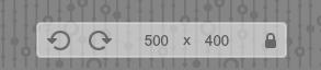 Picmonkey - ret tallene, så du får den størrelse du ønsker tutorial